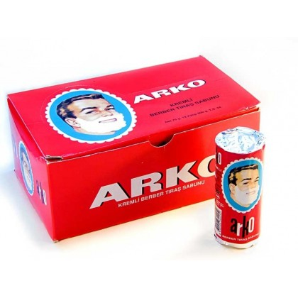 ARKO Shaving Soap STICK Traditional Turkish Shave Cream